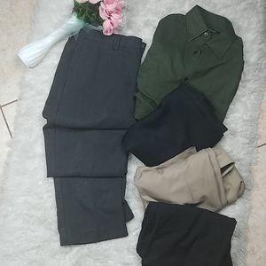 5 pc man bundle free shirt